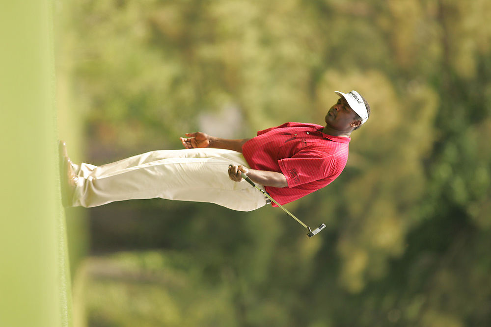 Vijay Singh.2005 Shell Houston Open.Second Round.Redstone GC.Humble, TX .Friday, April 22 2005..photograph by Darren Carroll..04-22-05...