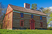 The Captain William Smith house, Minute Man National Historic Park, Massachusetts
