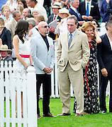 25.JULY.2010.  SURREY<br /> <br /> CAMILLA BELLE, BEN KINGSLEY, TOMMY LEE JONES AND CAT DEELEY ATTEND THE CARTIER INTERNATIONAL POLO DAY AT THE GUARDS POLO CLUB IN EGHAM, SURREY.<br /> <br /> BYLINE MUST READ : EDBIMAGEARCHIVE.COM<br /> <br /> *THIS IMAGE IS STRICTLY FOR UK NEWSPAPERS AND MAGAZINES ONLY*<br /> * FOR WORLD WIDE SALES AND WEB USE PLEASE CONTACT EDBIMAGEARCHIVE - 0208 954 5968*