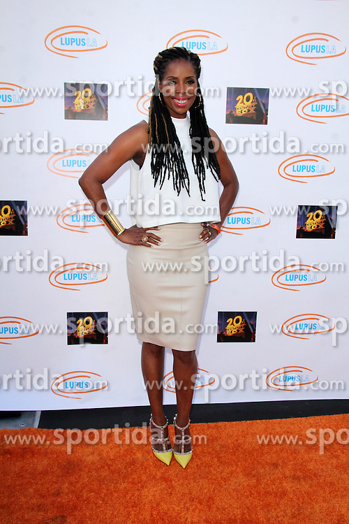 Tasha Smith, at the Lupus LA Orange Ball, Fox Studios, Los Angeles, CA 06-06-15. EXPA Pictures &copy; 2015, PhotoCredit: EXPA/ Photoshot/ Martin Sloan<br /> <br /> *****ATTENTION - for AUT, SLO, CRO, SRB, BIH, MAZ only*****