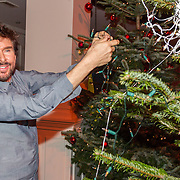 NLD/Hilversum/20151207- Sky Radio's Christmas Tree for Charity, Mari van de Ven