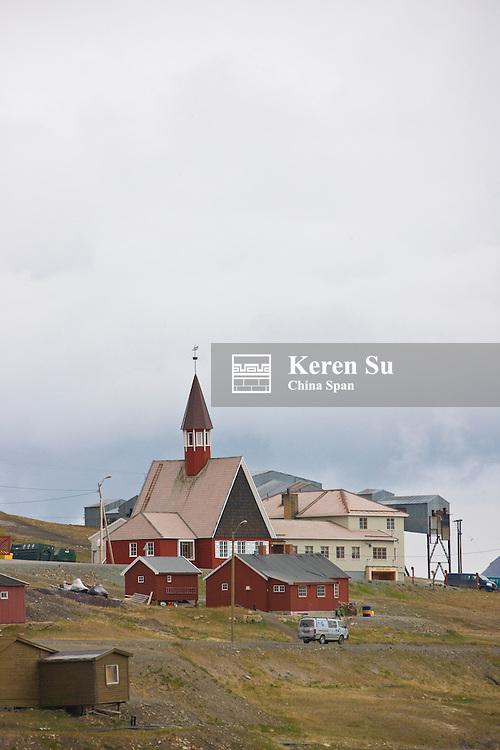 Church, Longyearbyen, Norway