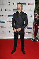 LONDON - September 01: Dan Gillespie-Sells attended 'A Night of Champions' at the Grosvenor House Hotel, London, UK. September 01, 2012. (Photo by Richard Goldschmidt)