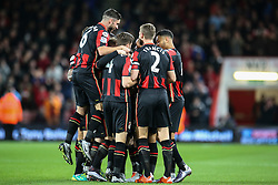Goal, Junior Stanislas of Bournemouth scores, Bournemouth 1-0 Manchester United - Mandatory by-line: Jason Brown/JMP - Mobile 07966 386802 12/12/2015 - SPORT - FOOTBALL - Bournemouth, Vitality Stadium - AFC Bournemouth v Manchester United - Barclays Premier League