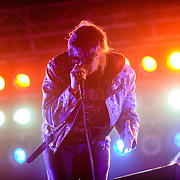 WASHINGTON, DC - September 26th, 2015 - The Strokes perform at the 2015 Landmark Festival in Washington, D.C.  (Photo by Kyle Gustafson / For The Washington Post)