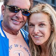 NLD/Utrecht/20160825 - Start Spieren voor Spieren actie, Gerard Joling en Lucille Werner