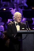 John Barry OBE: The Memorial Concert at The Royal Albert Hall, London..Monday, June.20, 2011 (AP Photo/John Marshall JME)