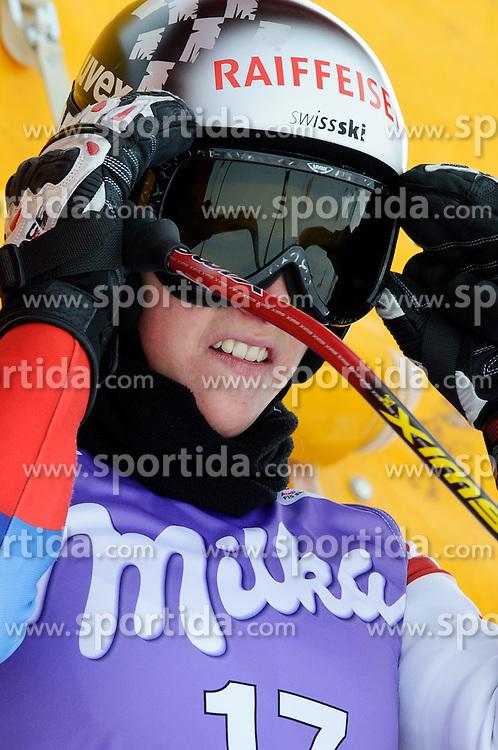 06.01.2011, Kälberloch, Zauchensee, AUT, FIS World Cup Ski Alpin, Ladies, Training, Bild zeigt Lara Gut (SUI), EXPA Pictures © 2011, PhotoCredit: EXPA/ S. Zangrando
