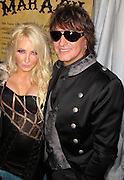 Richie Sambora and Nikki Lund..Los Angeles Fashion Week Spring/Summer 2011- WTB Collection..White Trash Beautiful Fashion Show by Richie Sambora and Nikki Lund.