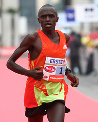 15.04.2012, Wien, AUT, Vienna City Marathon 2012, im Bild John Kiprotich (KEN) // during the Vienna City Marathon 2012, Vienna, Austria on 15/04/2012,  EXPA Pictures © 2012, PhotoCredit: EXPA/ T. Haumer