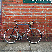 Jay Goodrich's 16 Year Old Serotta Classique steel road bike rebuild after 80,000 miles of continuous riding.
