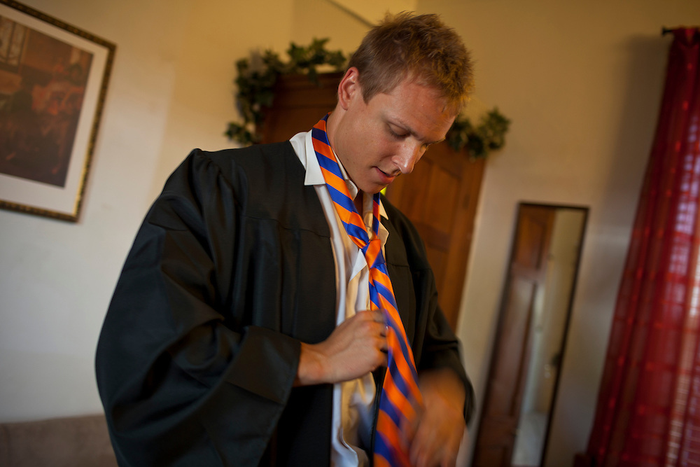 (Sunday, May 20, 2012 - Charlottesville, Virginia) The University of Virginia celebrates commencement for the Class of 2012..Photo by Justin Ide