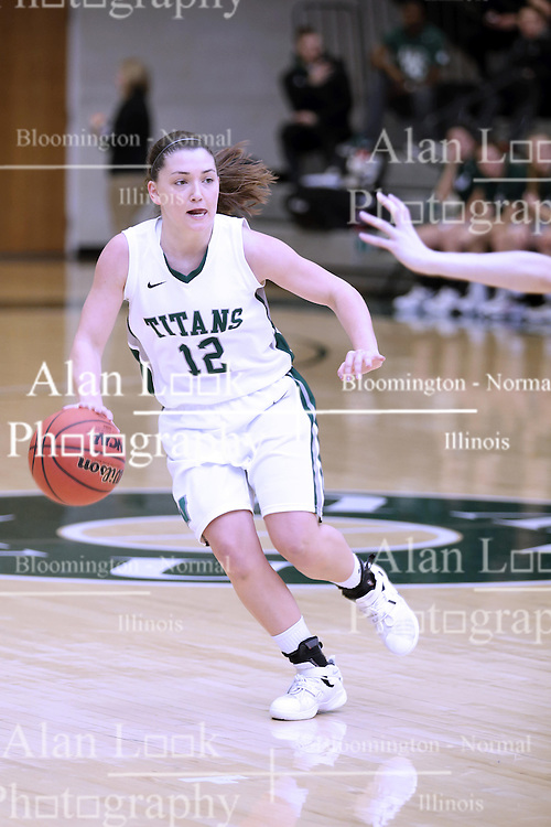 07 January 2017: Amanda Kelly  during an Wheaton Thunder and the Illinois Wesleyan Titans in Shirk Center, Bloomington IL
