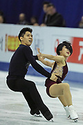 Wending Sui and Con Hang during the ISU Junior and Senior Grand Prix of Figure Skating Final at Nippon Gaishi Hall, Nagoya, Japan on 7 December 2017. Photo by Myriam Cawston.