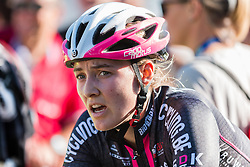 Elle ANDERSON (USA) after the Women Elite race at the 2018 Telenet Superprestige Cyclo-cross #1 Gieten, UCI Class 1, Gieten, Drenthe, The Netherlands, 14 October 2018. Photo by Pim Nijland / PelotonPhotos.com | All photos usage must carry mandatory copyright credit (Peloton Photos | Pim Nijland)