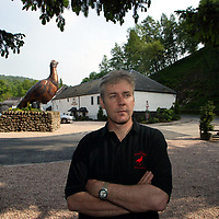 The Famous Grouse Experience..Glenturret Distillery<br />