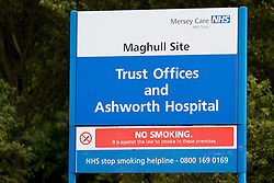 © Licensed to London News Pictures. 17/08/2012 . Manchester , UK .  General view ( GV ) of Ashworth Hospital in Merseyside where Moors Murderer , Ian Brady , in incarcerated . Greater Manchester Police are investigating whether Brady has revealed the location of Keith Bennett 's body in a letter addressed to Keith 's mother , Winnie Johnson . Along with Myra Hindley , Brady murdered 12 year old Bennett and has never revealed where they buried the boy . Photo credit : Joel Goodman/LNP