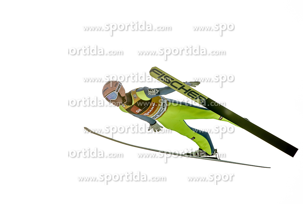 Stefan Kraft of Austria during the Ski Flying Hill Individual Competition on Day Two of FIS Ski Jumping World Cup Final 2017, on March 24, 2017 in Planica, Slovenia. Photo by Vid Ponikvar / Sportida