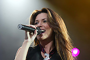 Shania Twain pictured at Nowlan Park in Kilkenny..Dylan VAughan