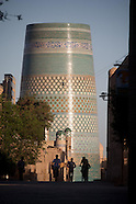 UZ115 Uzbekistan Khiva. Ouzbekistan
