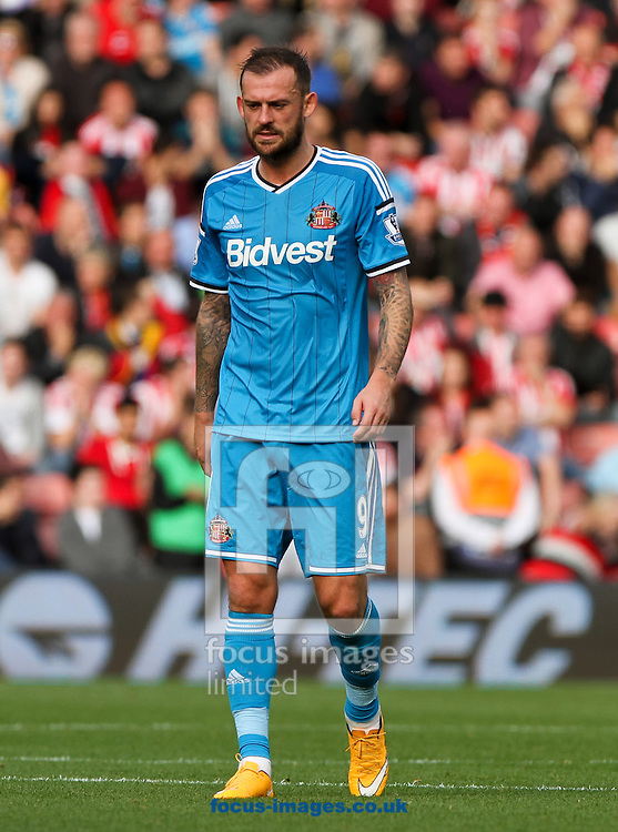 Steven Fletcher of Sunderland looks dejected during the Barclays Premier League match at the St Mary's Stadium, Southampton<br /> Picture by Tom Smith/Focus Images Ltd 07545141164<br /> 18/10/2014