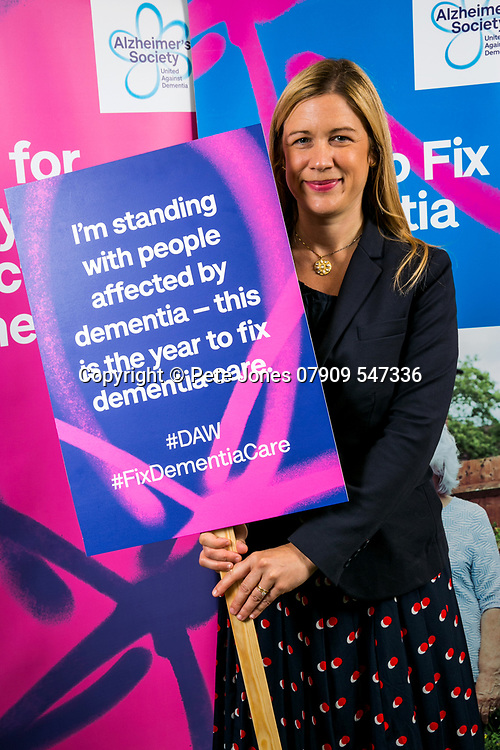 Ellie Reeves MP;<br />