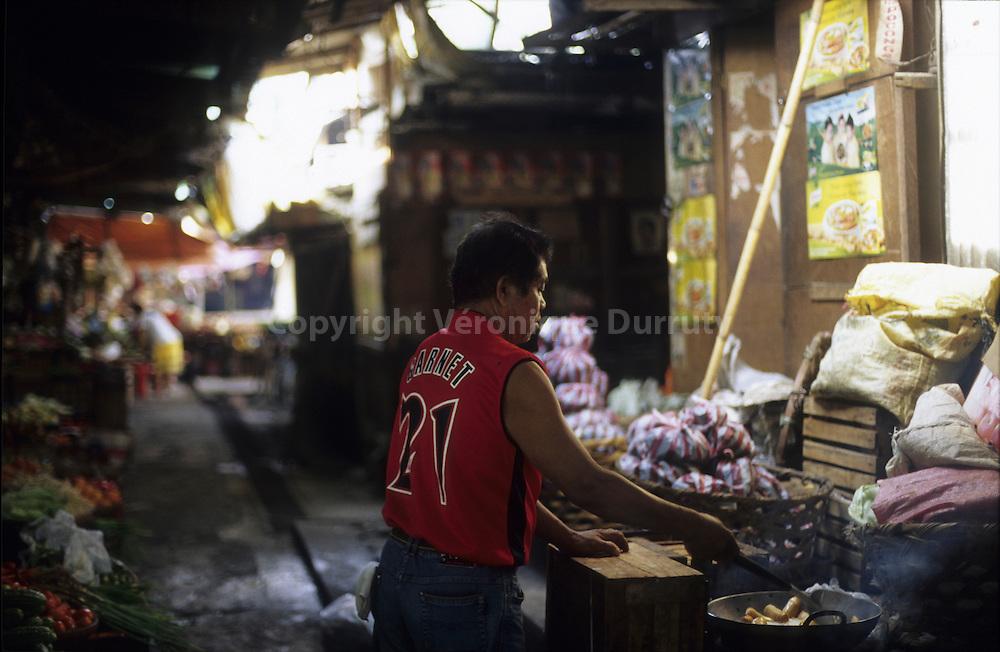 MARKET IN CEBU CITY, CEBU ISLAND, THE VISAYAS, THE PHILIPPINES