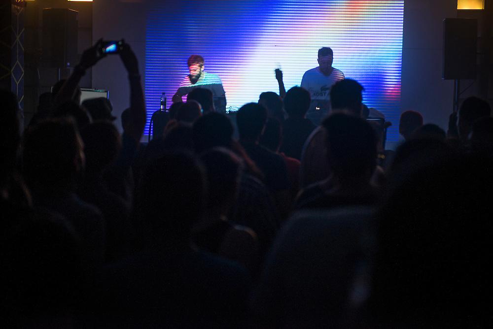 LETHERETTE (UK), Nocturne 4 : 1 juin 2013, Scène Red Bull Music Academy [SAT] Société des arts technologiques.