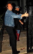 17.04.2007. LONDON<br /> <br /> CAPRICE ARRIVING HOME WITH A MALE FRIEND AT 12:30AM AFTER HAVING DINNER AT THE NOBU RESTAURANT ON PARK LANE IN MAYFAIR, LONDON, UK.<br /> <br /> BYLINE: EDBIMAGEARCHIVE.CO.UK<br /> <br /> *THIS IMAGE IS STRICTLY FOR UK NEWSPAPERS AND MAGAZINES ONLY*<br /> *FOR WORLD WIDE SALES AND WEB USE PLEASE CONTACT EDBIMAGEARCHIVE - 0208 954 5968*