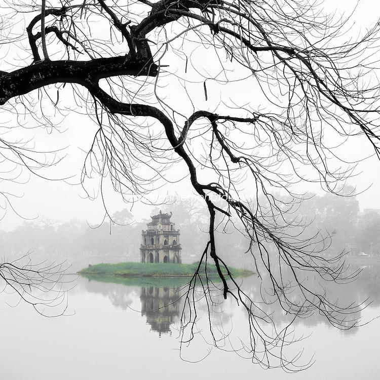 Vietnam Images-landscape-nature-Ha Noi. phong cảnh việt nam