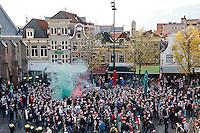 ALKMAAR - 22-10-15, Europa League, AZ - FC Augsburg, AFAS Stadion,
