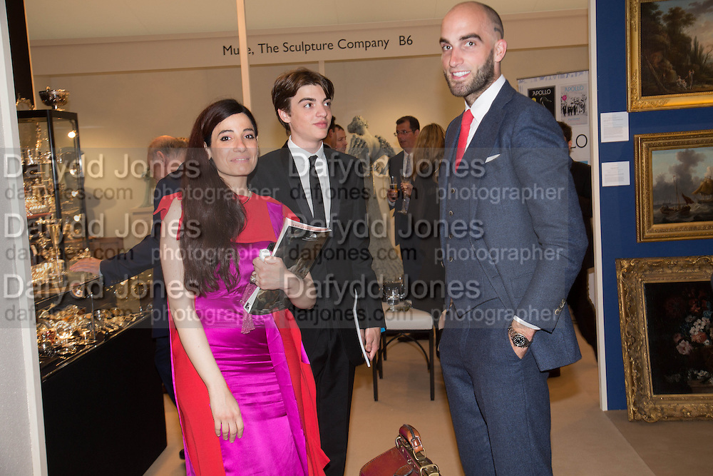 TALINE TEMIZIAN; SASHA BAILEY;  DRUMMOND MONEY-COUTTS , Art Antiques London Party in the Park, in aid of Great Ormond Street Hospital Childrens Charity. Kensington Gdns opposite the Albert Hall. London. 11 June 2013.