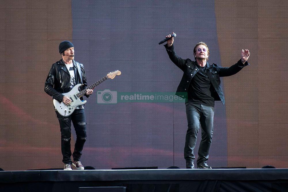 U2 in concert - Twickenham Stadium   RealTime Images