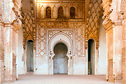 TIN MAL, MOROCCO - 29th April 2014 - Tin Mal Mosque, High Atlas Mountains, Southern Morocco.