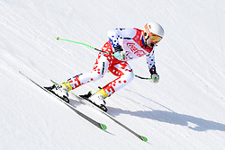 HETMER Patrik B2 CZE Guide: MACALA Miroslav competing in the Para Alpine Skiing Downhill at the PyeongChang2018 Winter Paralympic Games, South Korea
