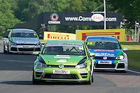 #14 Tom WITTS  Maximum Motorsport  Volkswagen Golf  Milltek Sport Volkswagen Racing Cup at Oulton Park, Little Budworth, Cheshire, United Kingdom. May 30 2016. World Copyright Peter Taylor/PSP.