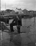 23/06/1958 <br /> 06/23/1958<br /> 23 June 1958<br /> <br /> Galway prepares for new Liner Calls.