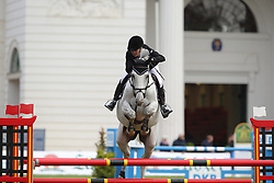 McIntosh, Samantha (NZL) Be Smart Z<br /> Redefin - Pferdefestival 2016<br /> © www.sportfotos-lafrentz.de