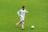 Nabil FEKIR - 02.05.2015 - Lyon / Evian Thonon - 35eme journee de Ligue 1<br />