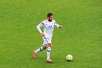 Nabil FEKIR - 02.05.2015 - Lyon / Evian Thonon - 35eme journee de Ligue 1<br />Photo : Jean Paul Thomas / Icon Sport