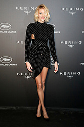 May 19, 2019 - Cannes, Alpes-Maritimes, Frankreich - Anja Rubik at the Kering and Cannes Film Festival Official Dinner during the 72nd Cannes Film Festival at Place de la Castre on May 19, 2019 in Cannes, France (Credit Image: © Future-Image via ZUMA Press)