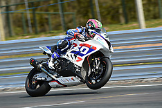 MCE Insurance British Superbike Official Test Oulton Park 2016
