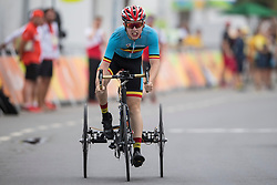 CELEN Tim, T2, BEL, Cycling, Road Race à Rio 2016 Paralympic Games, Brazil