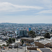 The city of Tijuana, Baja California, Mexico