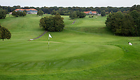 SAINT OMER (France) - Hole 10. AA Saint-Omer Golf Club. Copyright Koen Suyk