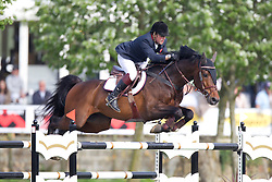 Whitaker Robert (GBR) - USA Today<br /> Van Lanschot FEI Nations Cup of Belgium<br /> CSIO Lummen 2012<br /> © Dirk Caremans