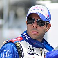 Vitor Meira at Indycar May 2011 - Indianapolis