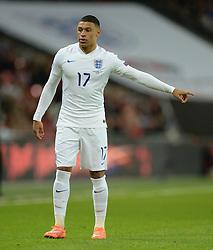 Alex Oxlade-Chamberlain of England (Arsenal) - Photo mandatory by-line: Alex James/JMP - Mobile: 07966 386802 - 15/11/2014 - SPORT - Football - London - Wembley - England v Slovenia - EURO 2016 Qualifier