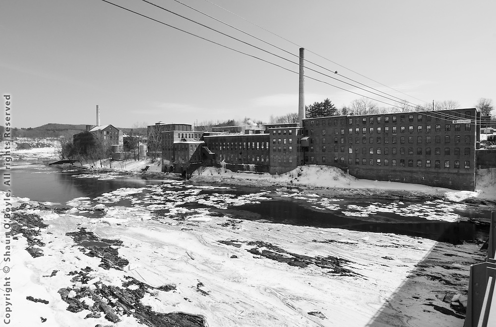 Paper Mill, Turners Falls, MA