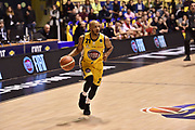 Jones Andre<br /> FIAT Torino - EA7 Emporio Armani Milano<br /> Lega Basket Serie A 2017-2018<br /> Torino 10/12/2017<br /> Foto M.Matta/Ciamillo &amp; Castoria